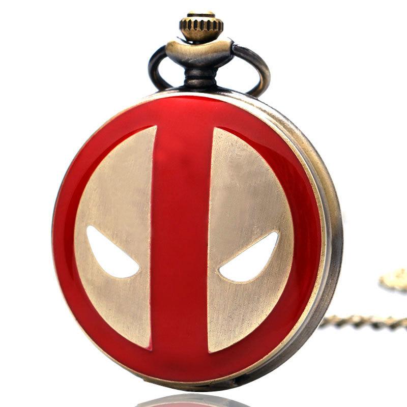 Deadpool Marvel Watches