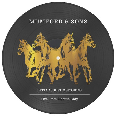 Mumford & Sons / Delta Acoustic Sessions (Picture Disc)(10