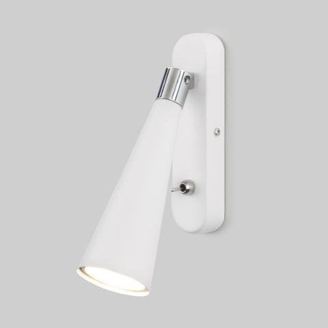 Horn GU10 SW белый Настенный светильник MRL 1010