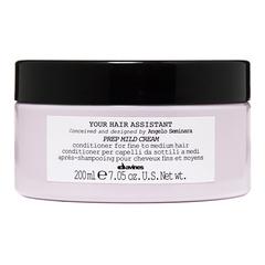 Davines Your Hair Assistant Prep Mild Cream - Мягкий кондиционер для подготовки волос к укладке