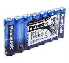 Батарейки Panasonic R6, AA (8/48/240)