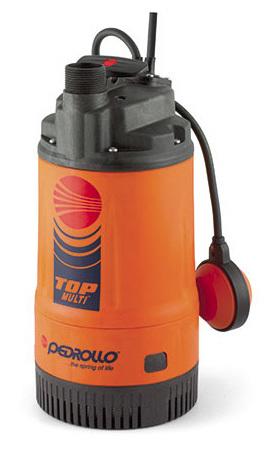 Насос для колодца PEDROLLO TOP MULTI-2, 42м, 80л/мин.