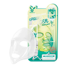 Elizavecca Centella Asiatica Deep Power Ringer Mask Pack - Стимулирующая тканевая маска для лица с экстрактом центеллы азиатской