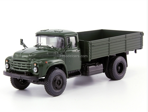 ZIL-130-76 board khaki Ultra Models 1:43