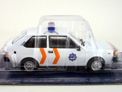 Volvo 343 Holland Police 1:43 DeAgostini World's Police Car #62