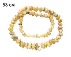 бусы лечебные из калининградского янтаря