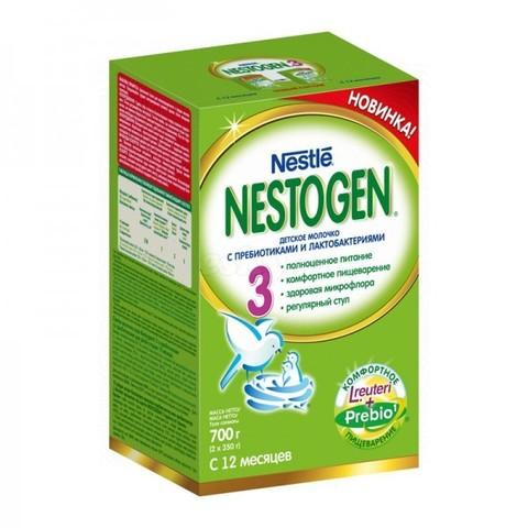 NESTOGEN® 3 Детское молочко 700 гр с 12 месяцев