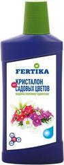Fertika кристалон для Садовых цветов удобрение 500мл