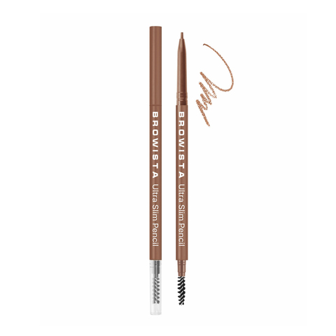 BelorDesign Browista Ультратонкий карандаш для бровей тон 202 светло-каштановый
