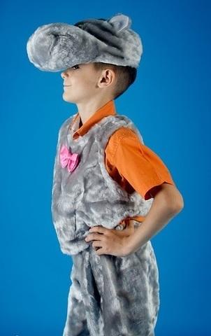 Карнавальный костюм Бегемота 4
