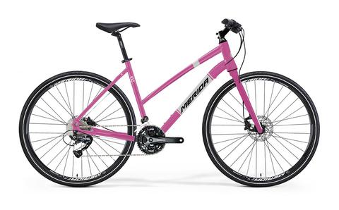 Merida Crossway urban 100-lady (2016)розовый