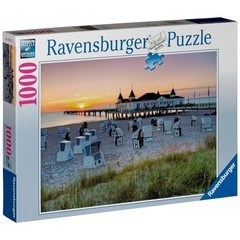 Puzzle -Baltic Sea resort of Ahlbeck1000p