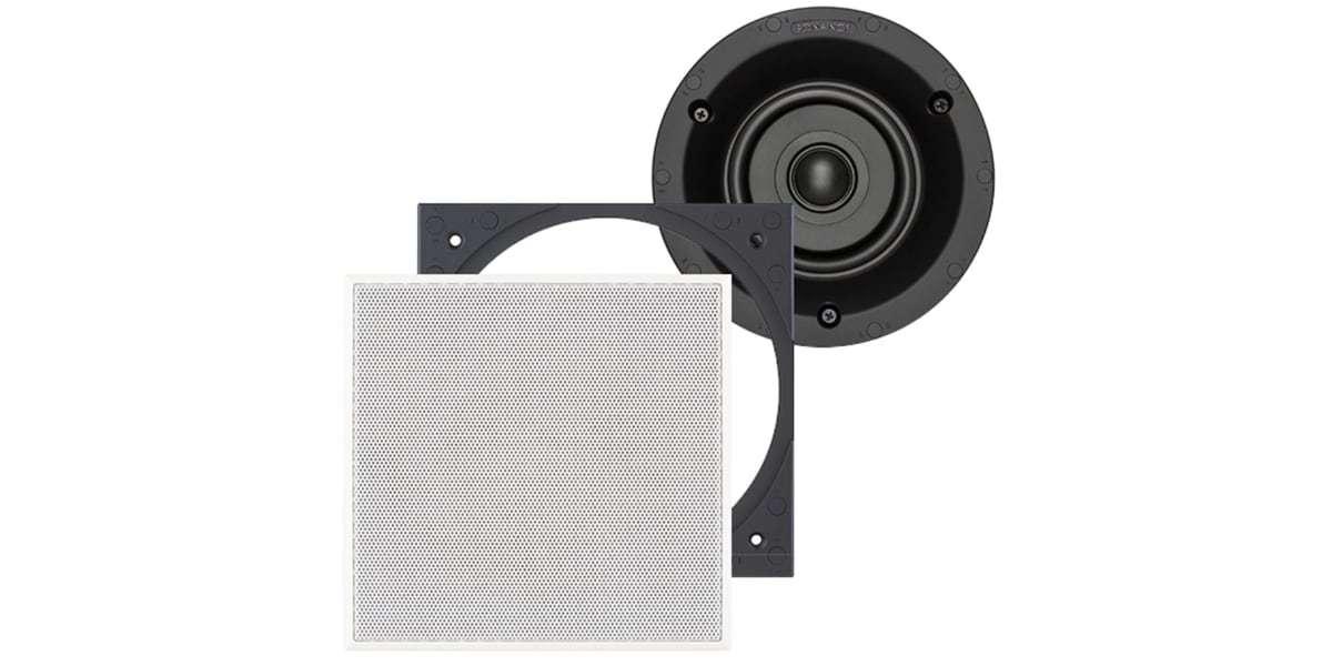 "Решетка для колонок SONOS Grille 6"" Square In-Ceiling Adapter"