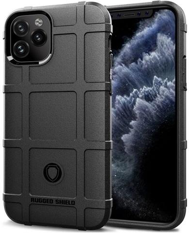 Чехол iPhone 11 Pro Max цвет Black (черный), серия Armor, Caseport