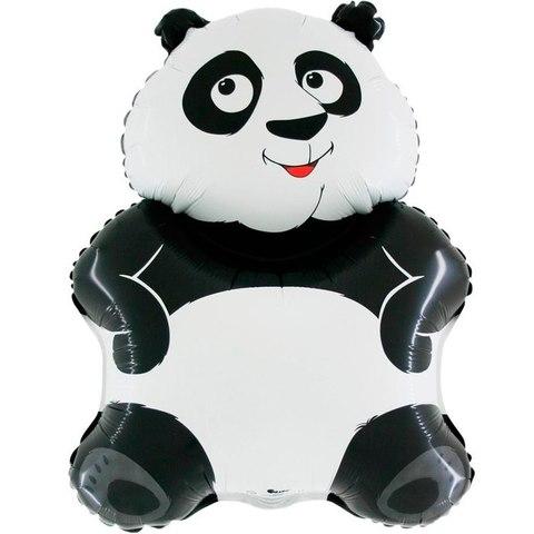 Фольгированный шар «Панда», 86 см