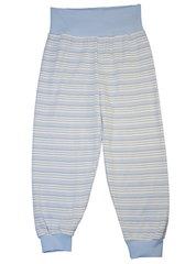 Ползунки с326и бело-голубые