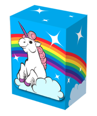 Legion Supplies - Rainbow Unicorn Коробочка 100+ карт