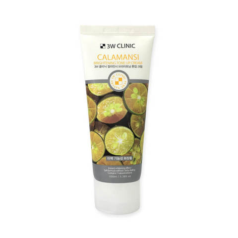 3W CLINIC Calamansi Brightening Tone Up Cream Увлажняющий крем