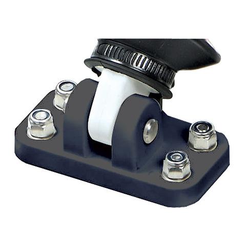 Коннектор электропривода к плите черный