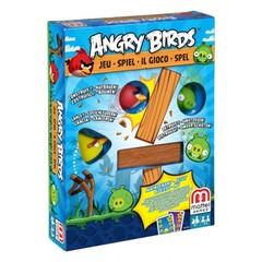 Mattel Настольная игра Angry birds