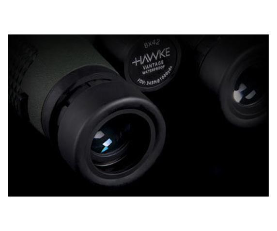 Бинокль Hawke Vantage WP 10x42 (Green) - фото 4