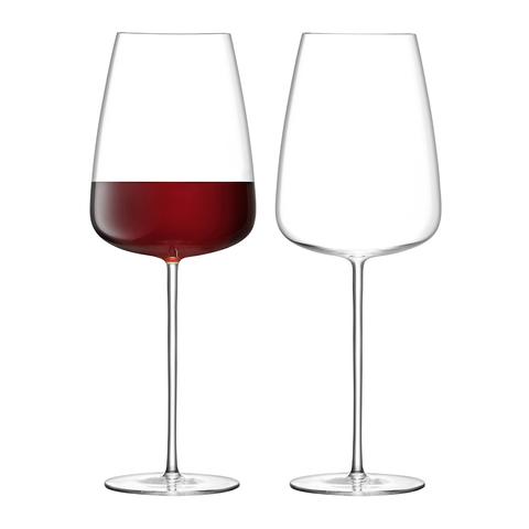 Набор из 2 бокалов для красного вина Wine Culture, 800 мл