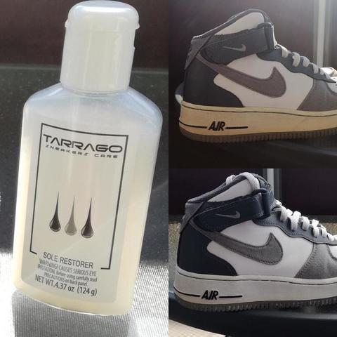 Отбеливатель для белых подошв кроссовок TNF07  TARRAGO SNEAKERS SOLE RESTORER, 115мл.