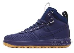 Кроссовки Мужские Nike Lunar Force 1 DUCKBOOT Navy Blue
