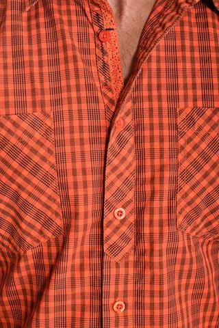 Рубашка мужская  M522-03B-34CC