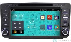 Штатная магнитола 4G/LTE с DVD для Skoda Octavia A5 04-13 на Android 7.1.1 Parafar PF878D