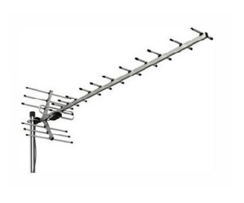 ТВ антенна активная 5V Locus Меридиан-12AF (L025.12D) цифровая DVB-T2 на 50-75 км