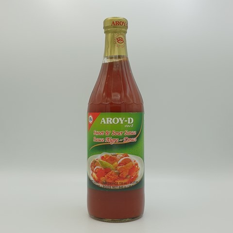 Кисло-сладкий соус Sweet Sour Sauce AROY-D, 840 гр