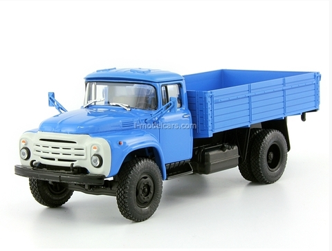 ZIL-130-76 board light blue Ultra Models 1:43