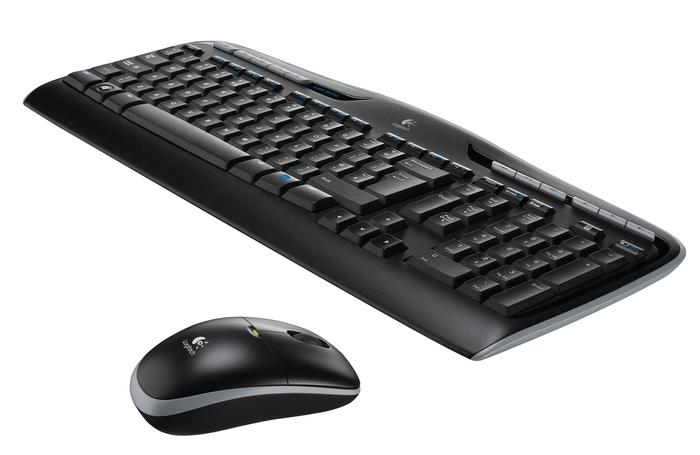Logitech Wireless Desktop MK300
