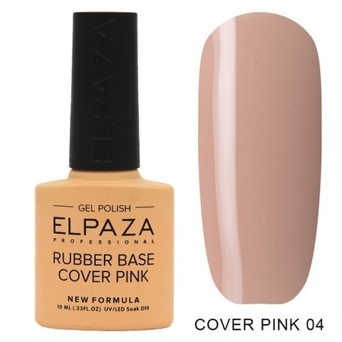 Elpaza Rubber Base Cover Pink, 04