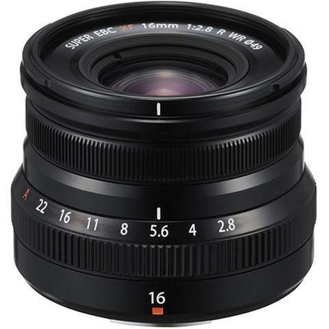Объектив Fujifilm XF 16mm f/2.8 R WR для X-Mount
