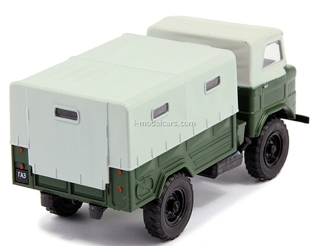 GAZ-62 experimental truck 1:43 DeAgostini Auto Legends USSR #109