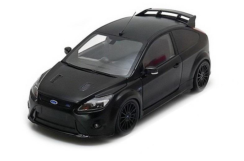 Коллекционная модель Ford Focus RS 500 2010