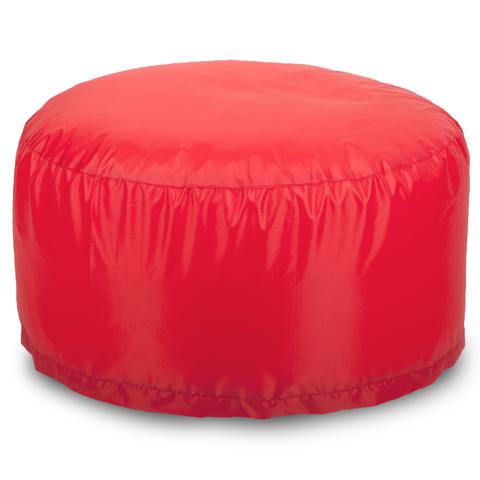 Внешний чехол Кресло-мешок Таблетка  30x55x55, Оксфорд Красный