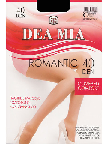 Колготки Romantic 40 Dea Mia