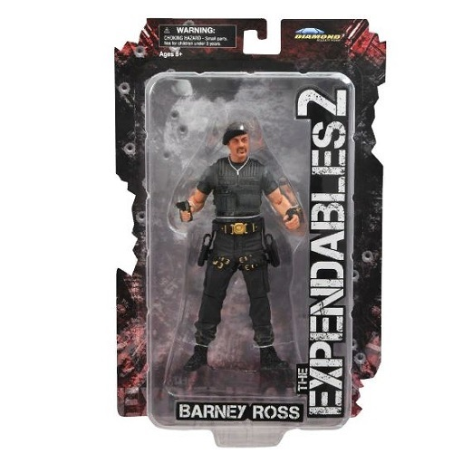 The Expendables 2 Figure Series 01