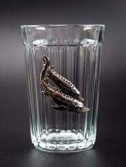 Граненый стакан «Рыбацкий»