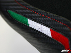 Team Italia Suede Comfort Чехол на сиденье