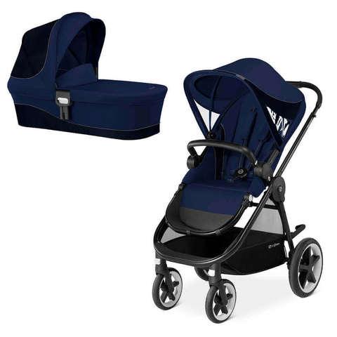 Детская коляска Cybex Balios M 2 в 1  Denim Blue