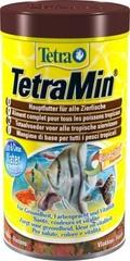 Корм для всех видов рыб, TetraMin, в виде хлопьев
