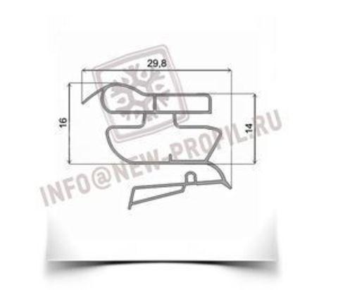 Уплотнитель для холодильника Zanussi ZRB 434WO х.к 990*570 мм (022)