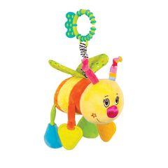 Happy Snail Мягкая игрушка-подвеска