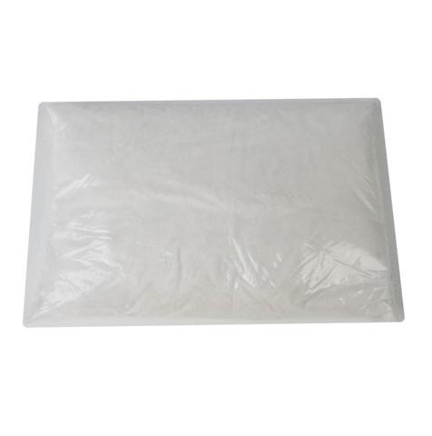 Блёстки в пакете 1 кг, цвет: белый