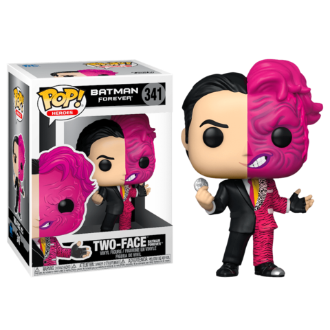 Two-Face (Batman Forever) Funko Pop! || Двуликий
