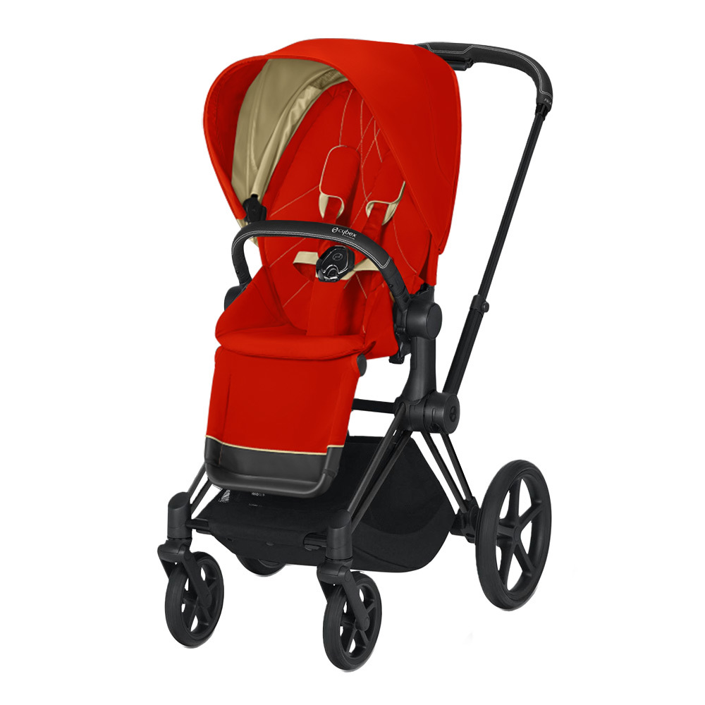 Прогулочная коляска Cybex Priam III 2020 Прогулочная коляска Cybex Priam III Autumn Gold Matt Black cybex-priam-pushchair_autumn-gold_matte-black.jpg